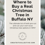 Where to Buy a Real Christmas Tree in Buffalo NY
