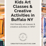 Kids Art Classes & Creative Activities in Buffalo NY