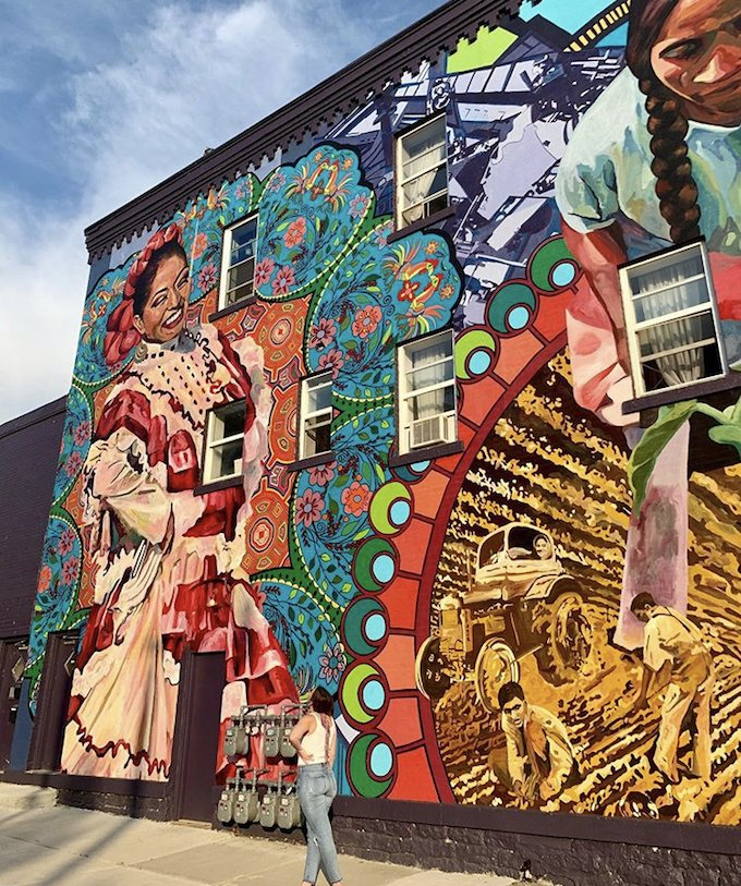 Buffalo Mural Project - Create it Collective