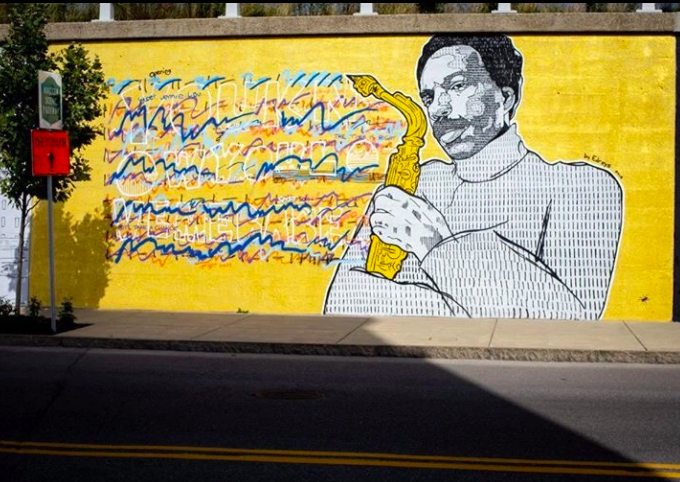 Edreys - Mural Painter Artist - Buffalo NY Create it Collective 1