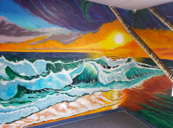 Jeremy Mikas - Mural Painter Artist - Buffalo NY Create it Collective
