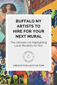 Buffalo NY Artists to Hire for Your Next Mural| Find Local Mural Painter - Create it Collective